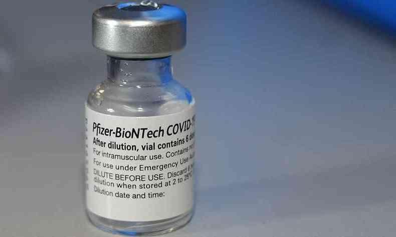 Mesmo com a vacinação lenta, BH teve melhoria na ocupação dos leitos de UTI para COVID-19(foto: Leandro Couri/EM/D.A Press)