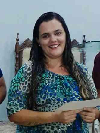 Denúbia, irmã de Vanessa, mortas pela COVID-19 num intervalo de apenas 24 horas de diferença(foto: Arquivo pessoal/Divulgação)