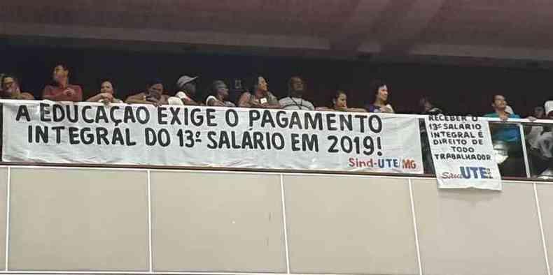 (foto: Sindute-MG/Divulgação)