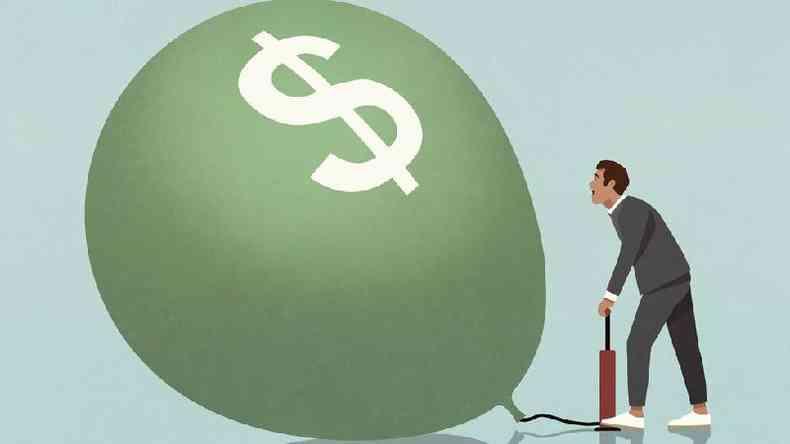 Com bandeira vermelha já em maio, Ativa Investimentos revisou a estimativa para o IPCA do mês de uma alta de 0,46% para 0,64%(foto: Getty Images)