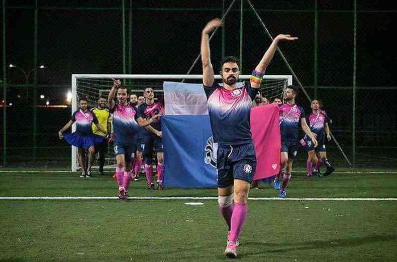 Time de BH ganha primeiro torneio brasileiro de futebol gay - Gerais ... bd0a29a9c171b