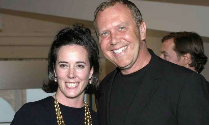 Kate Spade e Michael Kors no Queens, em Nova York, em 2004(foto: Zack Seckler / GETTY IMAGES NORTH AMERICA / AFP)