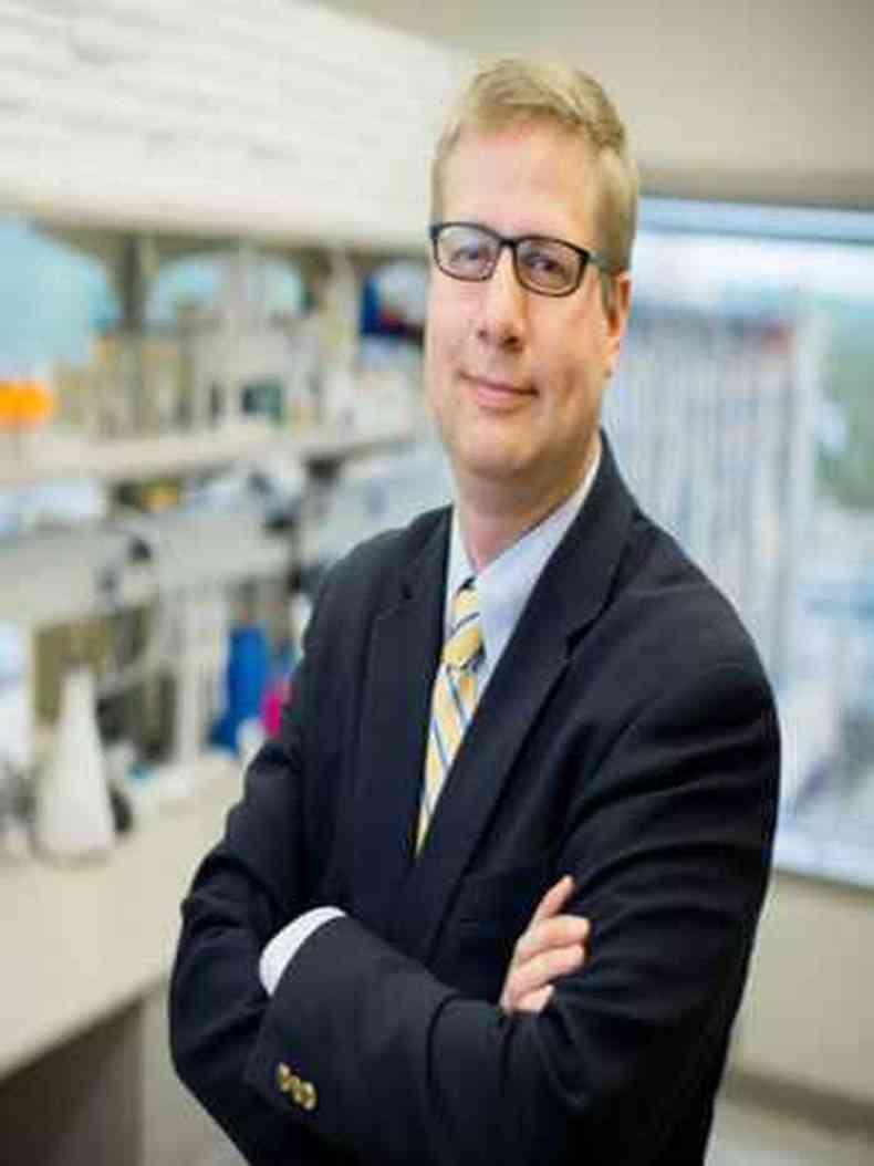 Quinn Peterson, pesquisador da Mayo Clinic e autor do estudo(foto: Mayo Clinic/Divulgação)