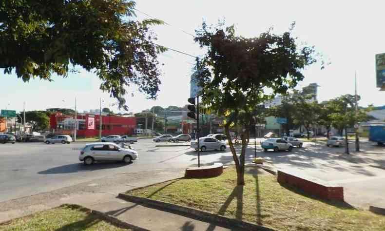 Mandados para apreensão de adolescentes são cumpridos na Região de Venda Nova, em Belo Horizonte(foto: Google Street View/Reprodução)