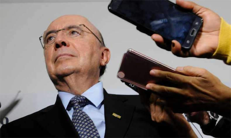 Henrique Meirelles(foto: Ed Alves/CB/D.A Press)