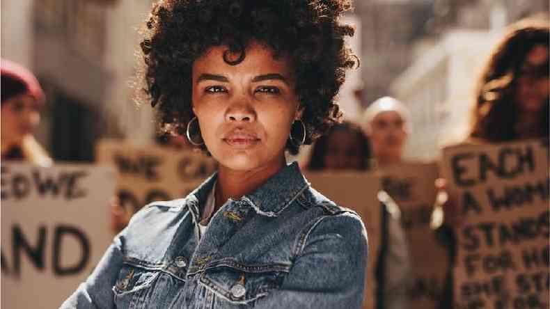 Dia Internacional da Mulher é hoje uma data marcada por protestos que pedem igualdade de gênero(foto: Getty Images)