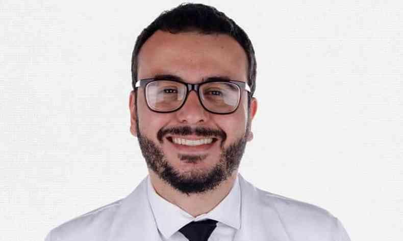 O médico João Pedro Rodrigues Feitosa, de 28 anos(foto: Reprodução / Redes sociais)