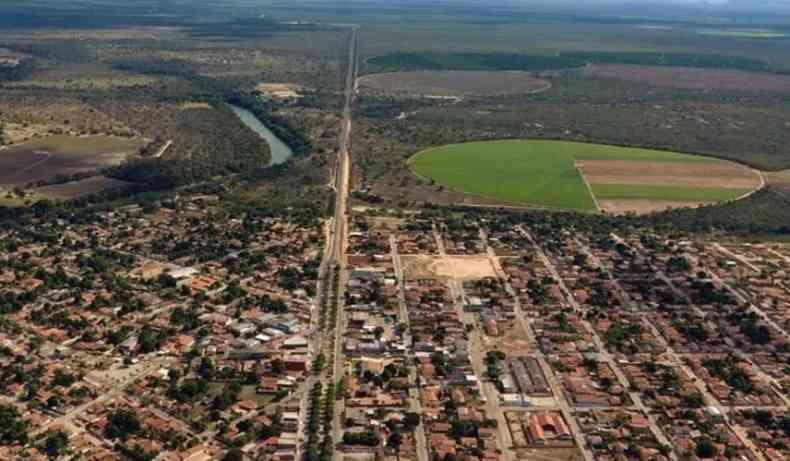 Urucuia, no Norte de Minas, é a cidade que menos vacinou até agora a população com a 1ª dose: menos de 50%