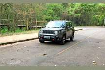 JEEP RENEGADE TRAILHAWK 2.0 DIESEL AT9 4X4