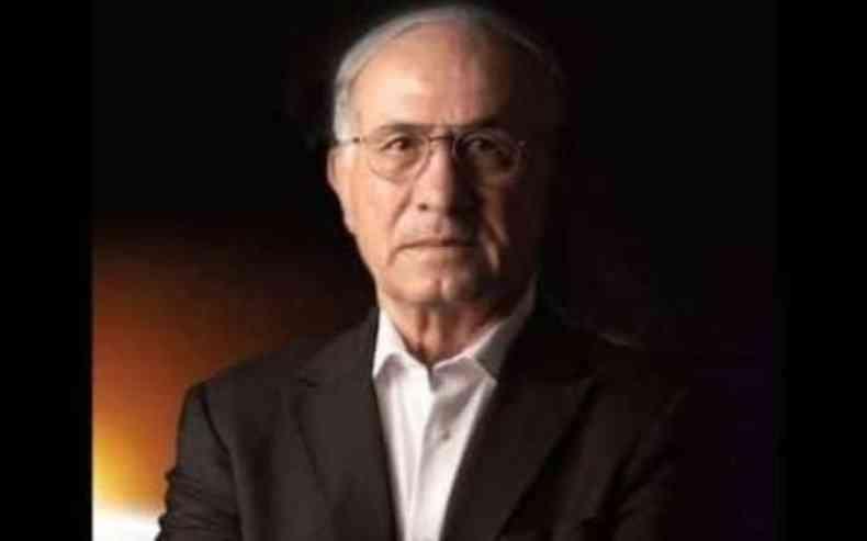 O doutor Haim Eshed é um dos mais renomados cientistas de Israel(foto: yBook.co.il/Divulgação)