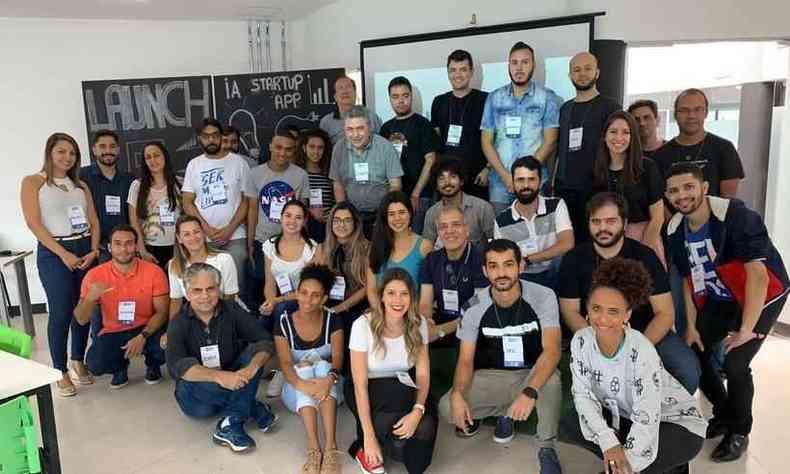 Na edição do Launch 4 mais de 30 startups participaram do programa (foto: Raja Ventures/Divulgação)