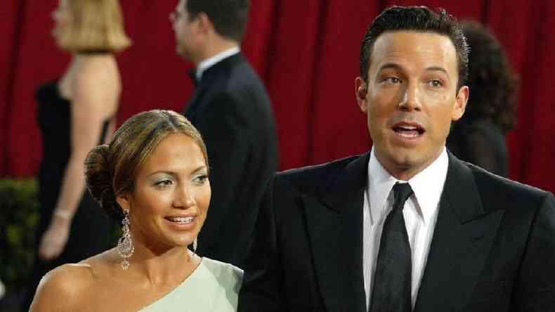 A notícia de que Ben Affleck e Jennifer Lopez haviam aparentemente reatado deu o que falar(foto: Alamy)