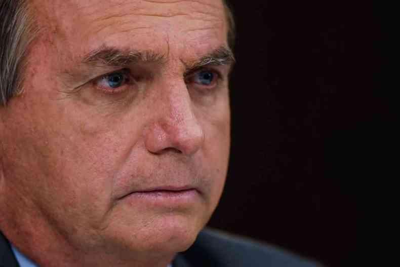 O presidente Jair Bolsonaro voltou a levantar dúvidas sobre a origem do vírus da COVID-19 nesta quarta-feira (5/5)(foto: PR/Reprodução)