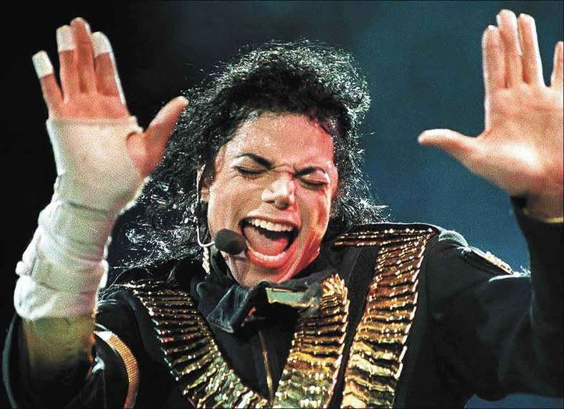 Documentário Deixando Neverland aborda denúncias de abuso sexual contra o astro Michael Jackson(foto: AFP)
