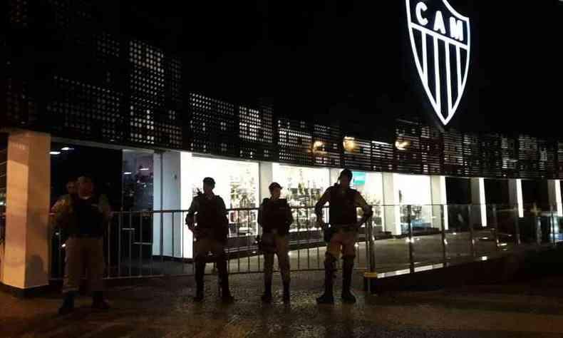Clube Atlético Mineiro terá que anotar contrato de trabalho na CTPS de ex-funcionário(foto: Jair Amaral/EM/D.A. Press)