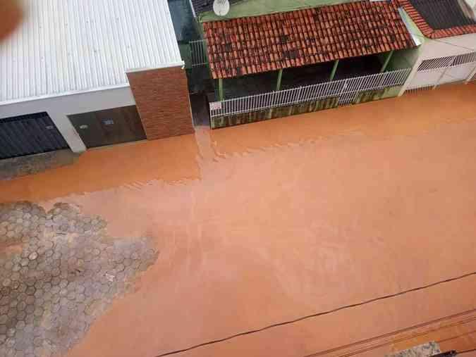 Deslizamentos, desabamentos e inundação: situação em Santa Maria de Itabira é críticaThiago Madureira/EM/D. A. Press