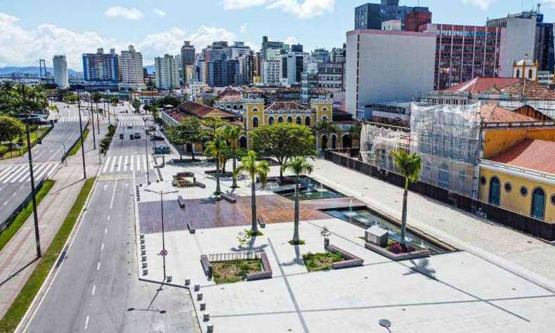 Há algumas medidas apontadas pela administração municipal como fundamentais para conter a pandemia(foto: Prefeitura de Florianópolis/Reprodução)