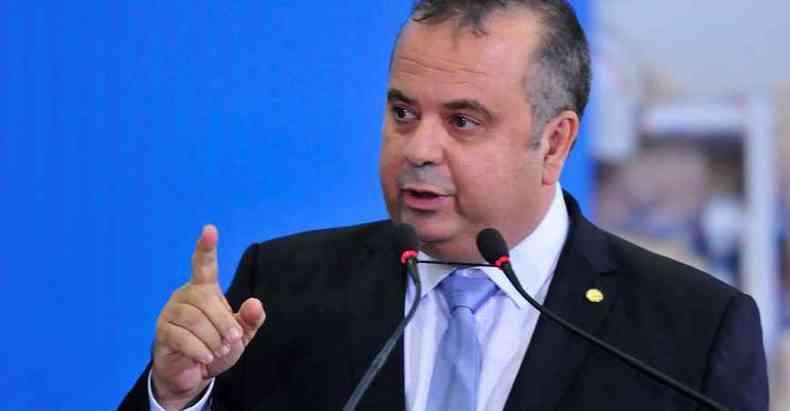 Ministro do Desenvolvimento Regional, Rogério Marinho bateu o martelo junto com Guedes na proposta que será anunciada na semana que vem (foto: Luís Nova/CB/D.A Press %u2013 13/7/17)
