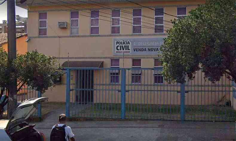 A ocorrência foi registrada na 4ª Delegacia de Polícia Civil de Venda Nova(foto: Reprodução da internet/Google Maps)
