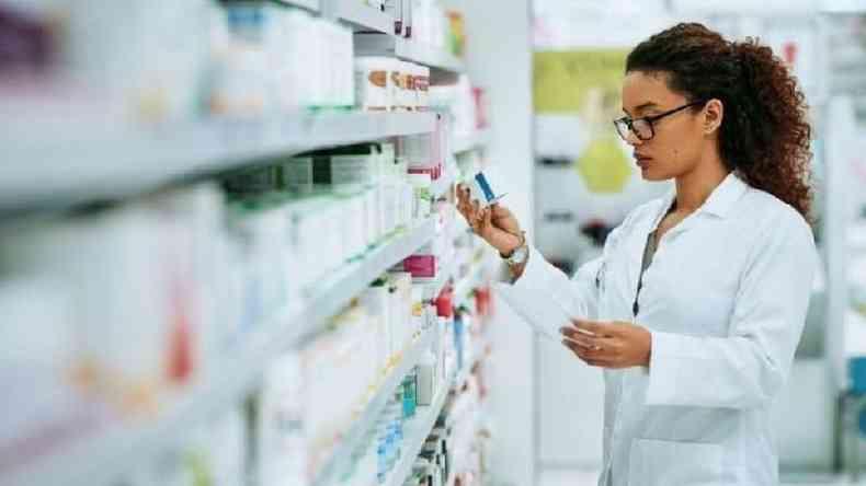 Antes de tomar um medicamento, consulte seu médico(foto: Getty Images)